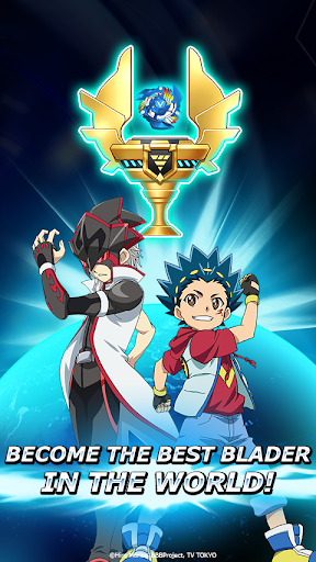 Beyblade Burst Rivals 1.6.2 screenshots 1