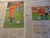 Gluren bij de buren: dit staat er in de Nederlandse kranten vlak voor derby der Lage Landen