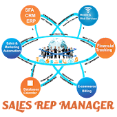 SALES REP MANAGER