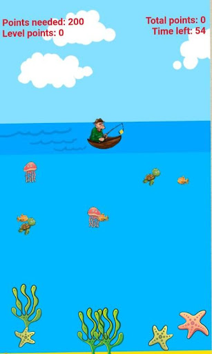 Fish Catcher Man 1.0 screenshots 1