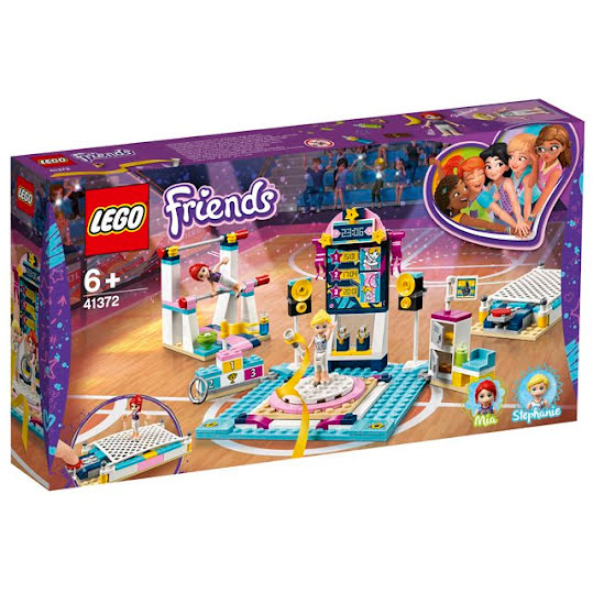 Lego Friends - Stephanies turnoppvisning 41372