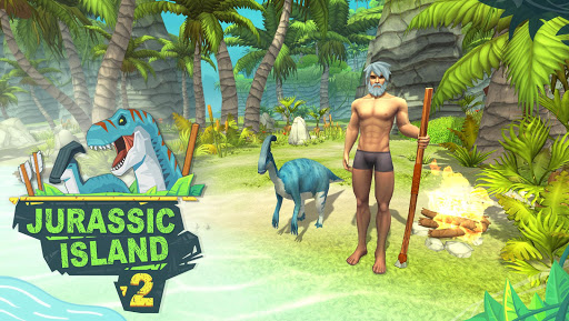 Jurassic Island 2: Lost Ark Survival  captures d'écran 1