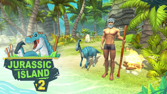 Jurassic Island 2 Lost Ark Survival v0.9 APK Full