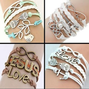 Ideas of Fashion Bracelets - náhled
