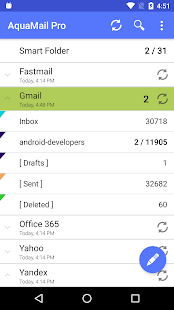 %name Aqua Mail v1.6.2.9 11 Final stable Mod APK [Unlocked Pro Features]