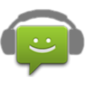 Headphone SMS icon