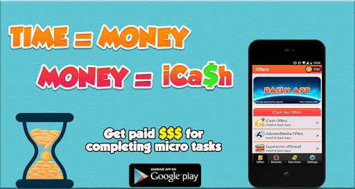 iCash - Earn Free Cash Rewards