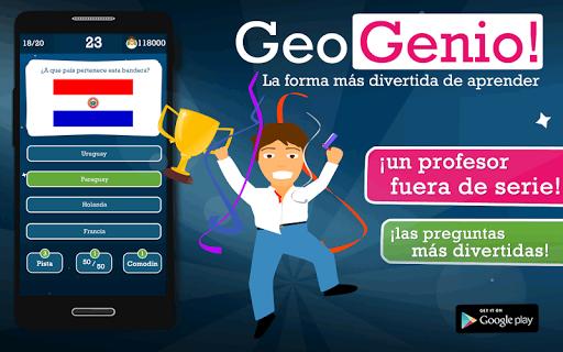 Trivia de Geografia en Español screenshot 5