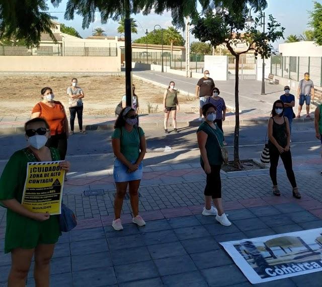 Representantes de las AMPA de todo el Levante se dieron cita en Vera.