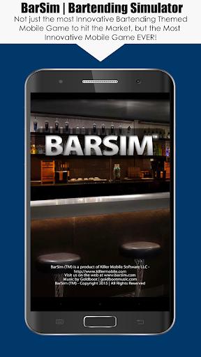 BarSim Bartender Game