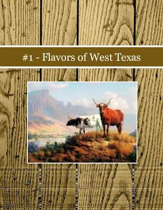 #1 - Flavors of West Texas
