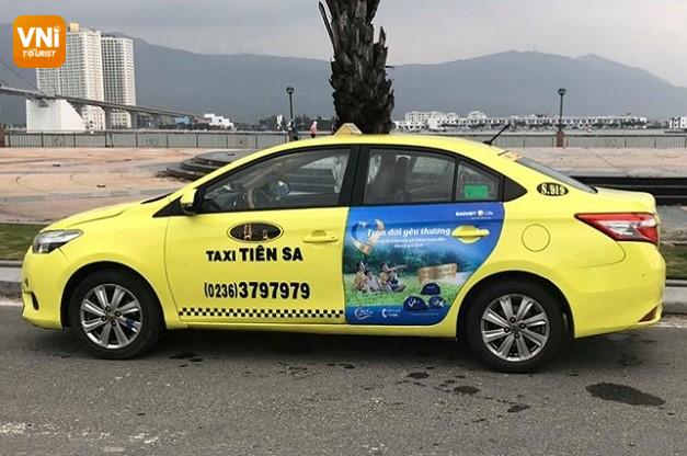 Danang taxi
