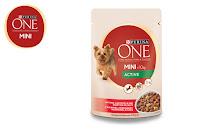 Angebot für Purina ONE® MINI Active 100g im Supermarkt