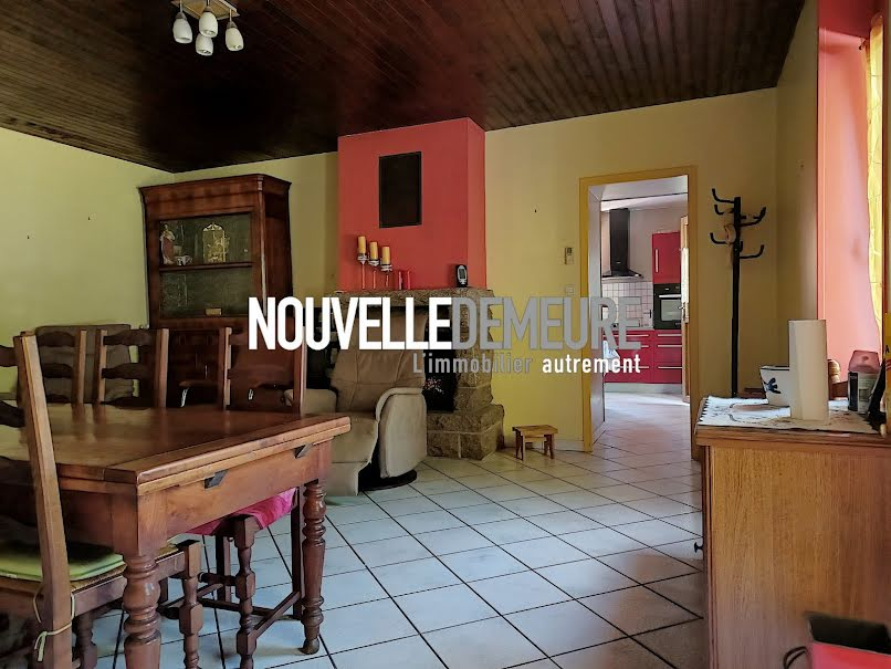 Vente maison 4 pièces 90.39 m² à Saint-Germain-en-Coglès (35133), 187 200 €