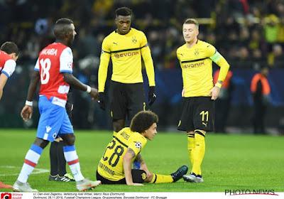 """Borussia Dortmund heeft voor groepswinst hulp nodig van... Club Brugge: """"Hopelijk spelen ze tegen Atlético zoals tegen ons"""""""