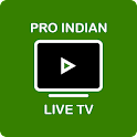 Indian Live TV - Pro icon