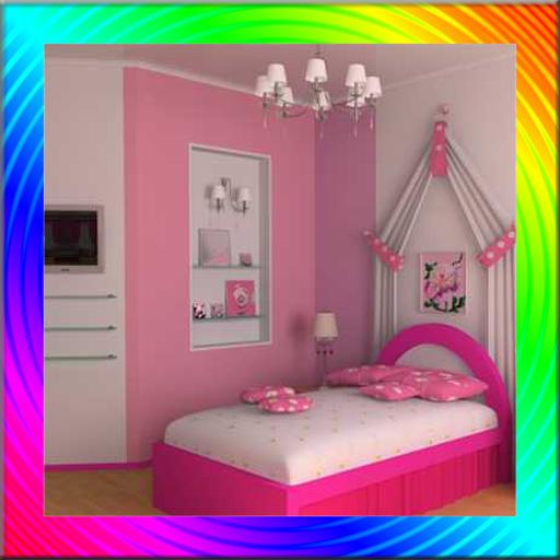 Girl Modern Bedroom Design