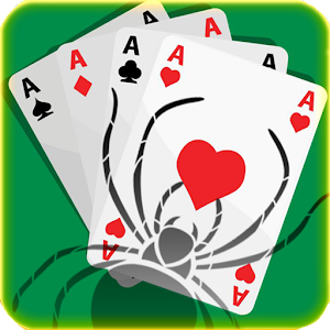 Spider Solitaire Free Game Fun 8.7.6 Icon