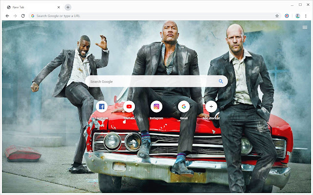 New Tab - The Fast and the Furious
