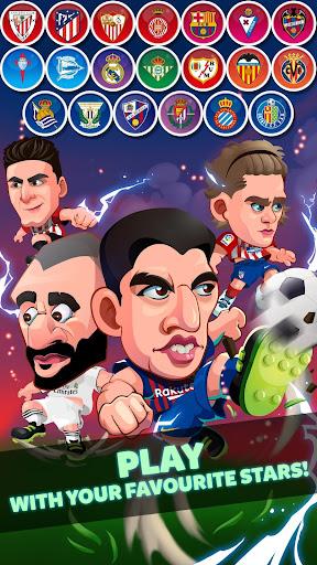 Download Head Soccer LaLiga 2019 - Best Soccer Games MOD APK 4