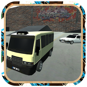 Minibus Acrobatic Show 3D for PC and MAC