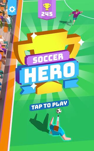 Soccer Hero - Endless Football Run 1.3.2 screenshots 6