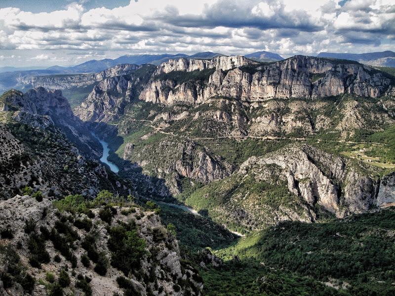 Montagne del Verdon (Francia) di Gianluca Presto