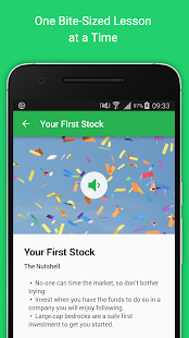 Learn: how to invest in stocks- screenshot thumbnail
