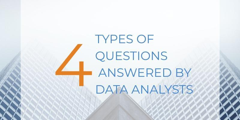 To become a Data Analyst - let's learn what kinds of questions they answer at work.
