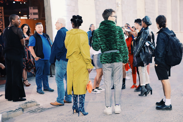 Street Style from AFI