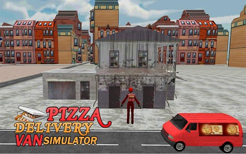Pizza-Delivery-Van-Simulator 11