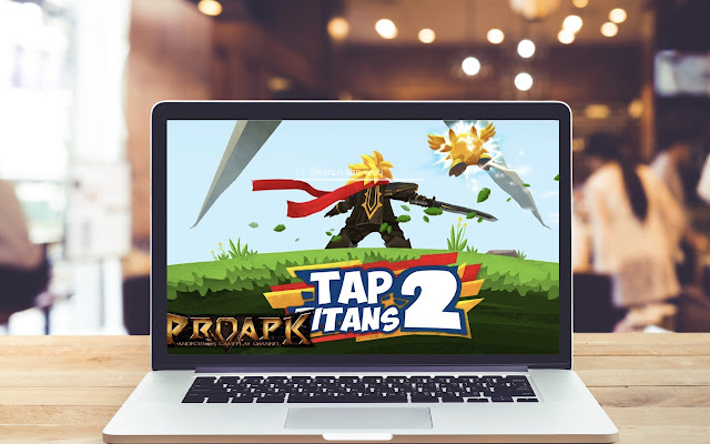 Tap Titans 2 HD Wallpapers Game Theme