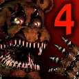 Five Nights at Freddy's 4 Demo icon