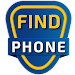 Track & Find My Lost Phone: Anti-Theft Alert 2018 Icon
