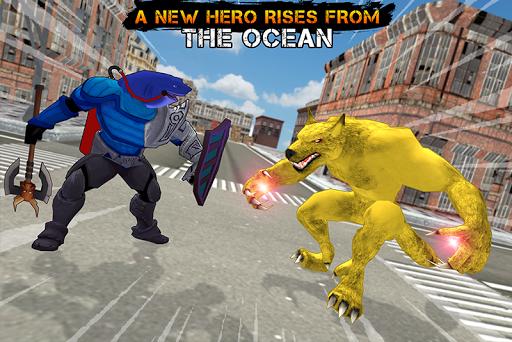 Requin humain: le nouveau héros monte  captures d'écran 1