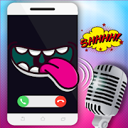 Voice Changer During Call !