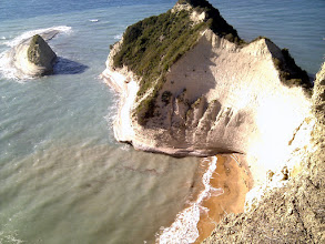 Photo: On top of Drastis Cape