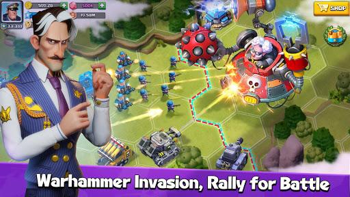 Top War: Battle Game apktram screenshots 3
