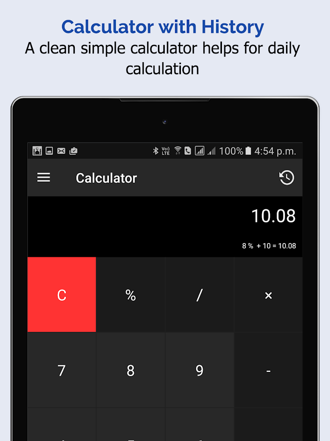 Currency Converter - Units Conversion Calculator- screenshot