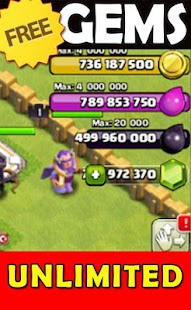 gems for clash of clans - prank - náhled