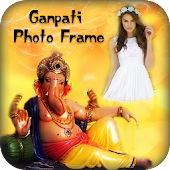 Ganesh Photo Frames :Ganesh Chaturthi Photo Frames