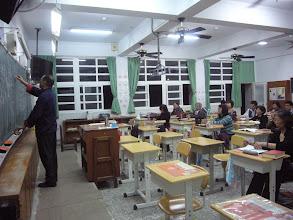 Photo: 20110321實用易經與農民曆研習001