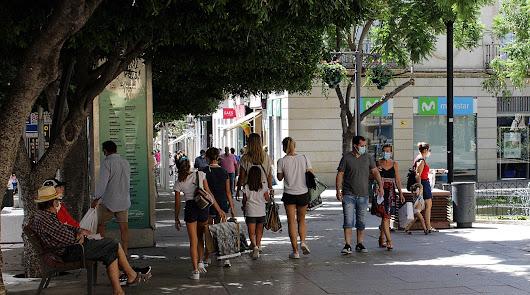 Coronavirus Almería: los últimos positivos y fallecidos, pueblo a pueblo