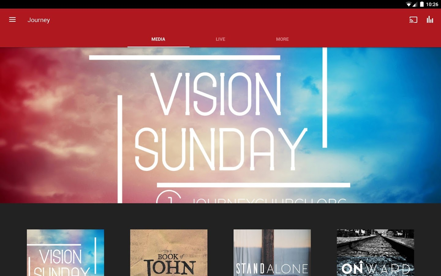 Journey Church Jacksonville- screenshot