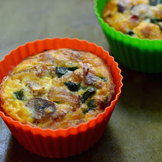 Savory Egg Muffins Recipes.