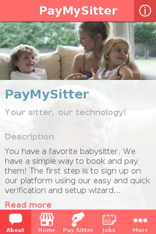 PayMySitter