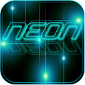 Neon Tech light Theme icon