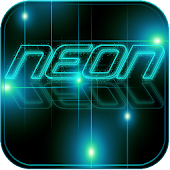 Neon Tech light Theme