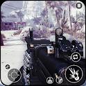 Gunner WinterLand War Guns Simulator : War weapons icon