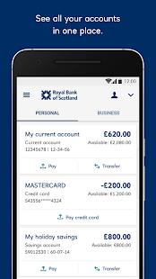 Royal Bank of Scotland Mobile Banking - AppRecs